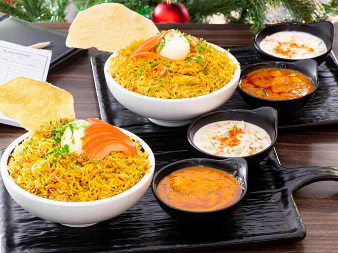 1-for-1 Briyani [Limited Stock]