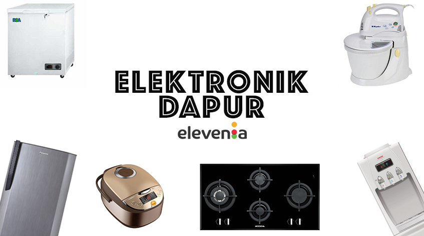 6 Perlengkapan Elektronik Dapur Elevenia Untuk Ramadhan