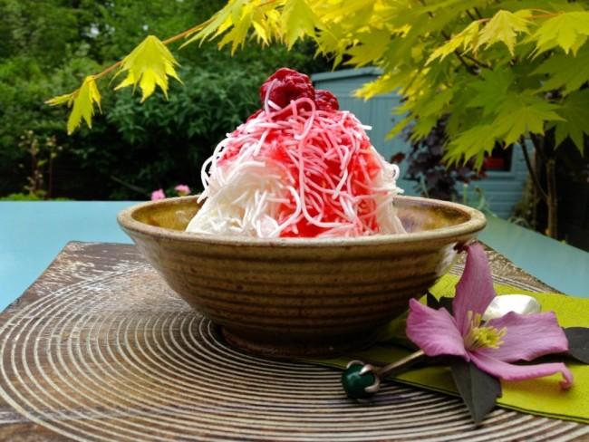 faloodeh ice cream