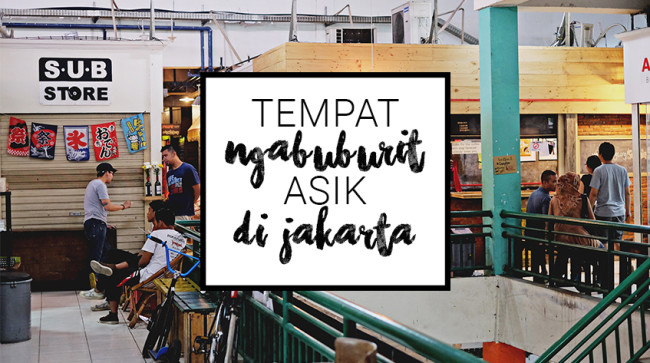 17 Tempat Ngabuburit di Jakarta yang Asik Buat Nunggu Bedug