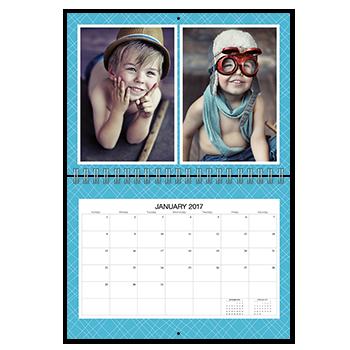double trouble photobook calendar
