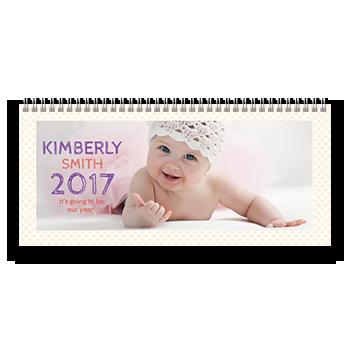 peach perfect photobook calendar