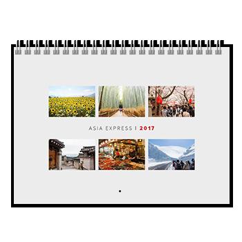 asia express photobook calendar
