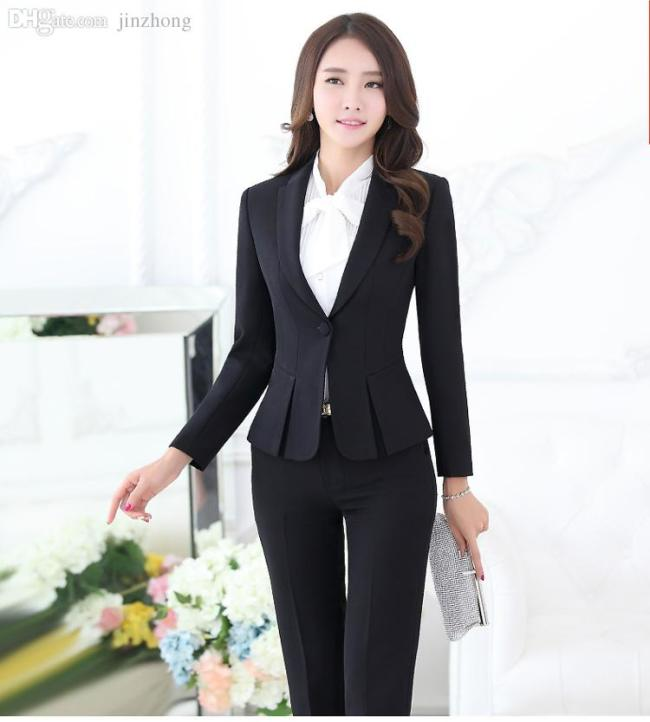 Formal pantsuit