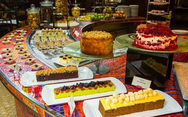 Afternoon Tea Buffet at Pavilions Lounge for 1 Person - Sheraton Imperial Kuala Lumpur