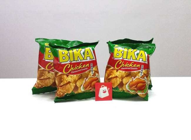 Bika Chicken Snacks