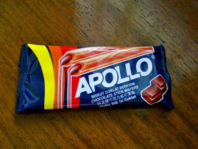 Apollo Chocolate Wafer Snack