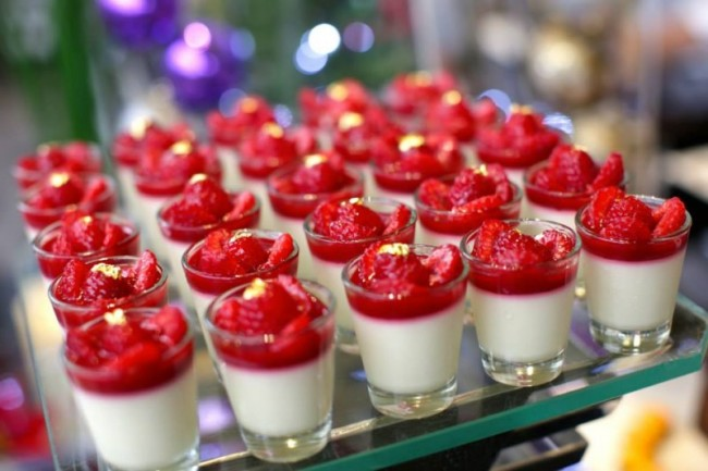 Strawberry Dessert Cups