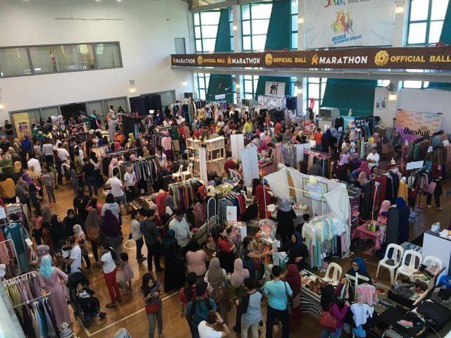 Laloolalang Flea Market