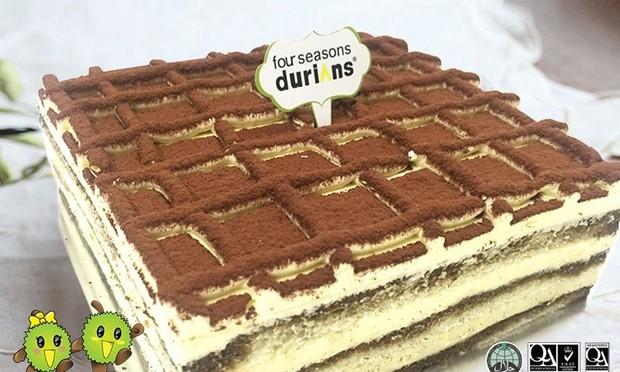 Groupon Durian Cake