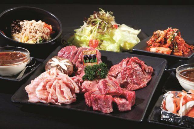 Gyu-Kaku Buffet Selection