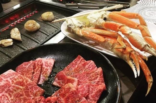 japanese buffet