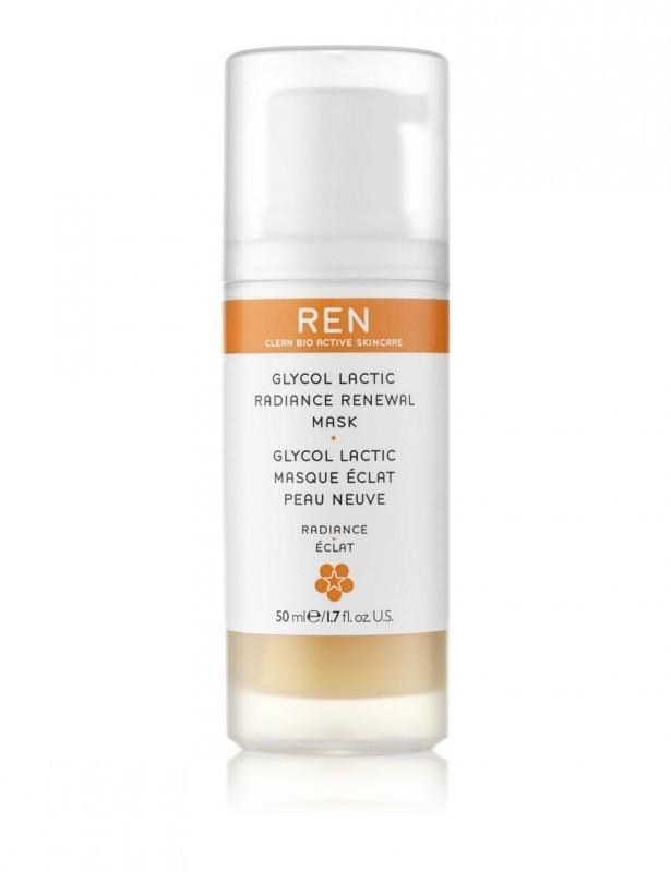 REN Glycolatic Radiance Renewal Mask 50ml