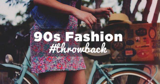 90s fashion throwback