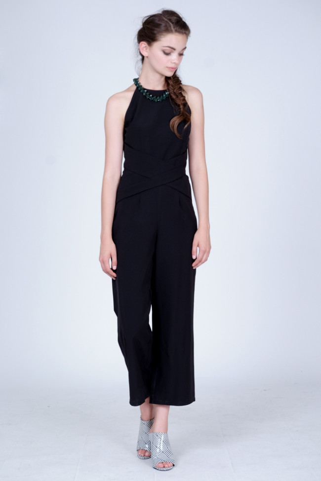 Kaelyn Jumpsuit in Black
