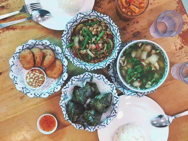 Popular favourite Nakhon Kitchen