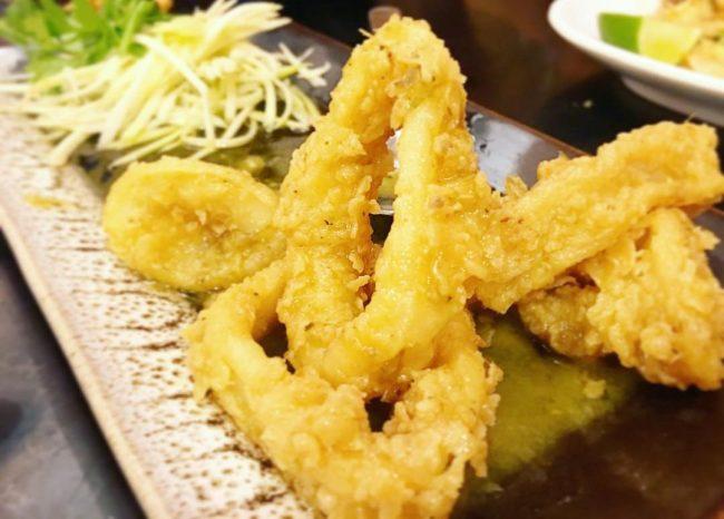 Ah Loy Butter Calamari