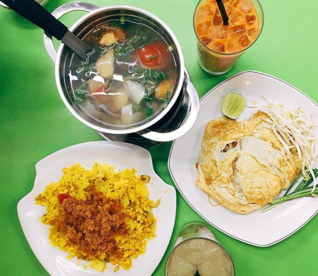 Diandin Leluk no-frills Thai
