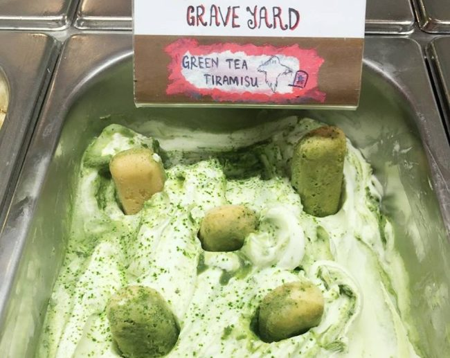 Trust Holy Cow to come up with this ingenious mix of ice cream flavours!