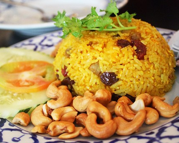 Siam Society upscale chic Thai restaurant