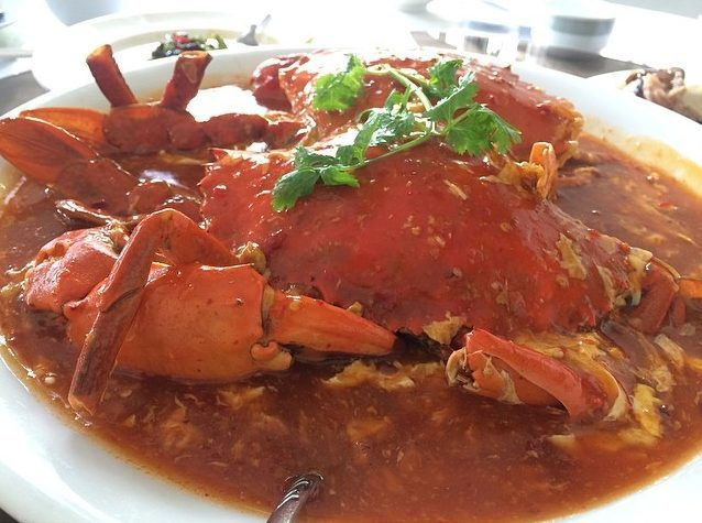 Beaulieu House Restaurant Chilli Crab