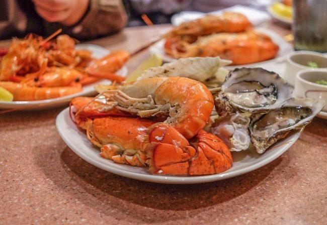 Carousel Seafood