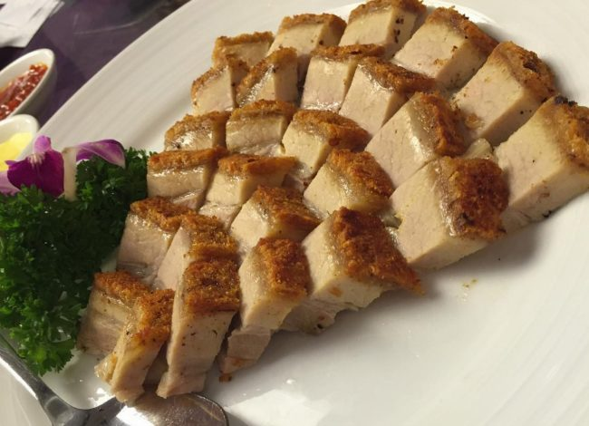 Yan Palace Roasted Pork
