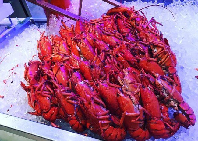 Carousel Lobsters