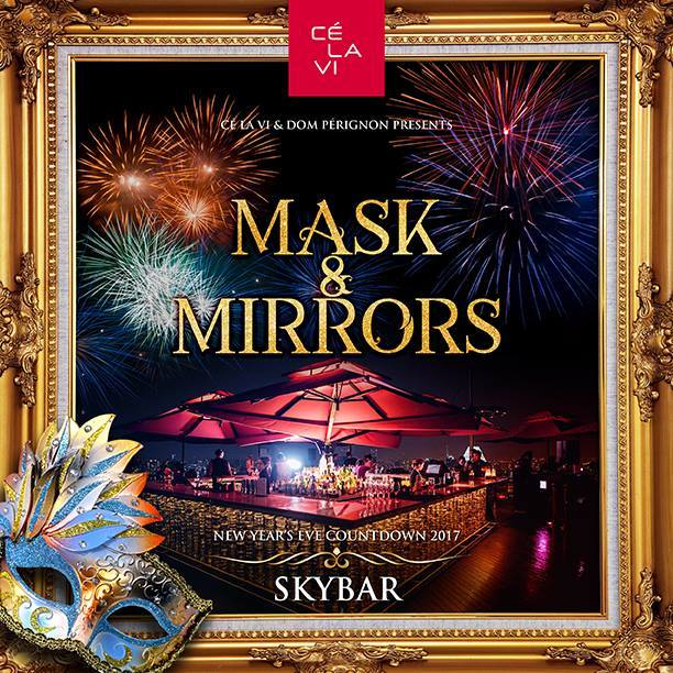 Mask & Mirrors at CE LA VI