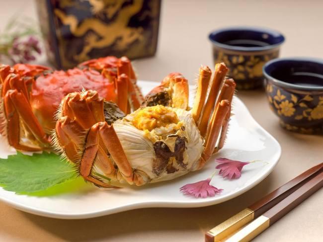Hai Tien Lo Crab