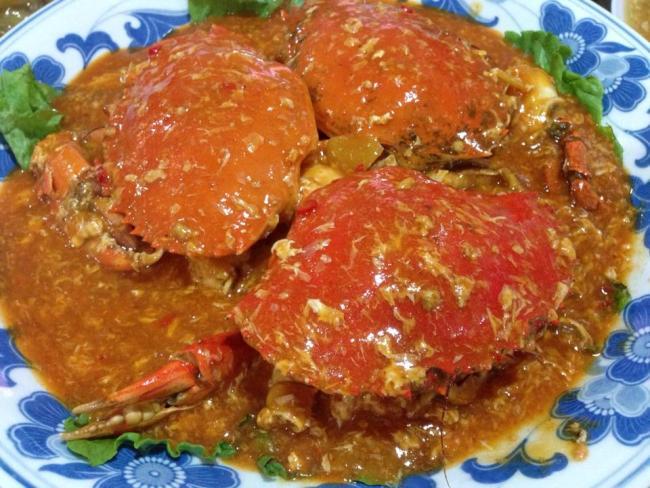 Lai Wah Chilli Crab