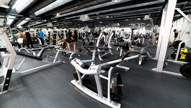 24XFitness 24 hour gym