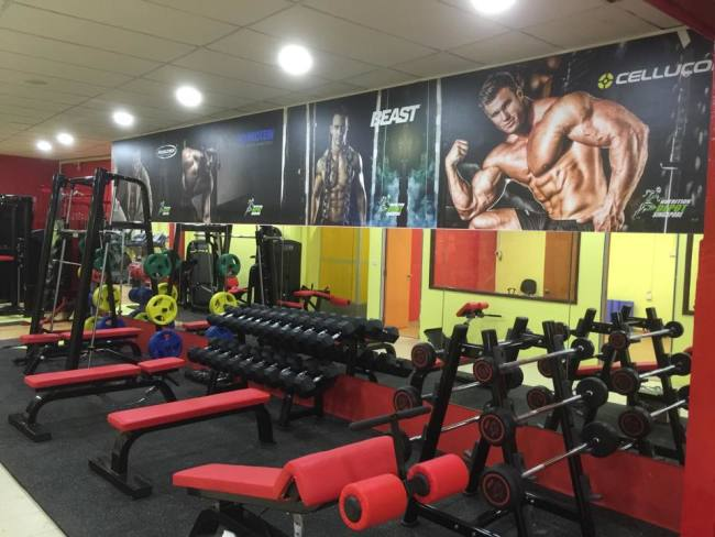 Dynamic Fitness Gym 24 hours