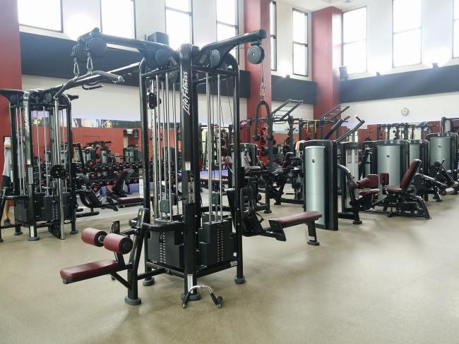 Gymm Boxx 24 hour gym