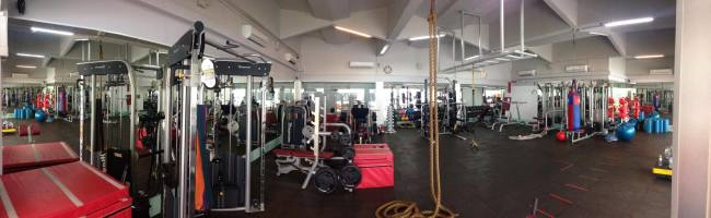The Right Fit Serangoon Gardens 24 hours Gym