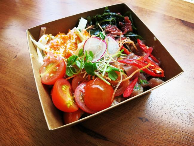 Katto cheap affordable poke bowls
