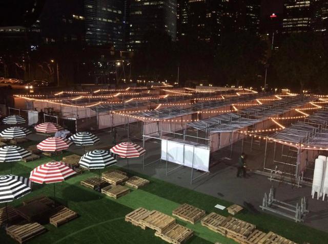 Artbox Singapore Set Up