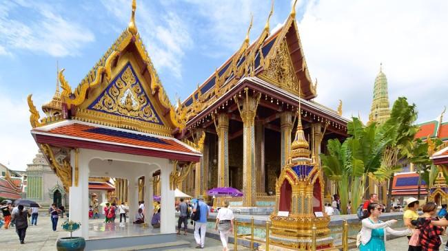 泰國自由行曼谷玉佛寺