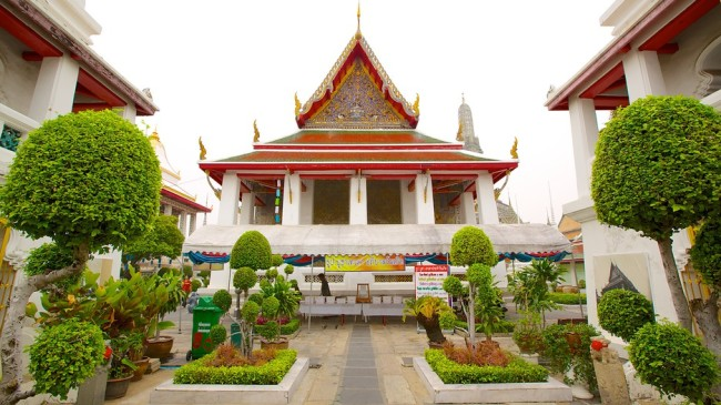 泰國自由行曼谷鄭王廟