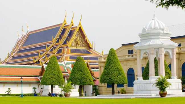 曼谷自由行大皇宮