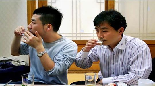 韓國旅行注意事項敬酒禮儀