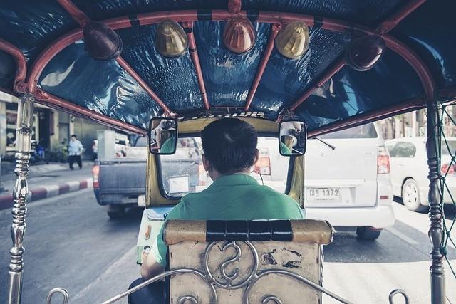 (泰國交通,圖片來源:網路)