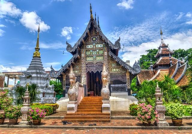 (泰國寺廟,圖片來源:網路)