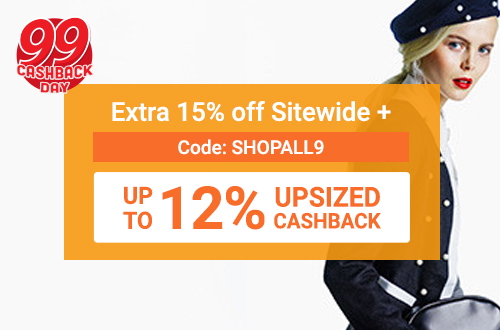 Extra 12% off storewide (Min. spend P1750)