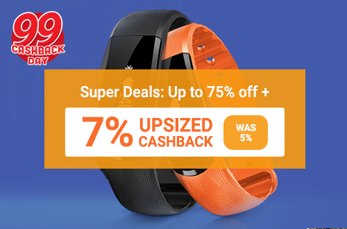Super Deals up to 75% off