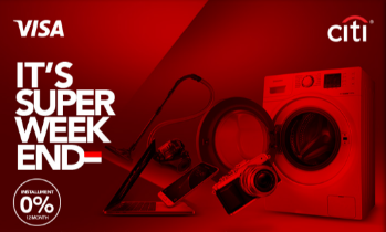 Super Weekend Gadget - Extra Discount 5%
