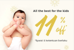 All The best For the Kids - Eksta Dsikon 11%