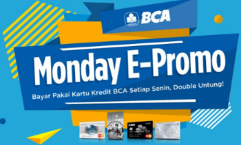 Promo Merdeka - Ekstra Diskon Rp 200.000 Dengan Kartu Kredit BCA