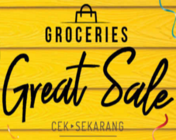 Groceriers Great Sale - Discount Up To 50%