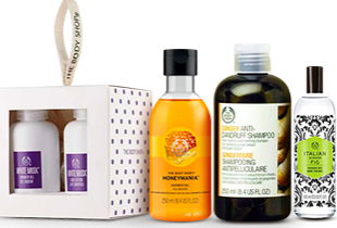 The Body Shop Super Sale - Discount Up To 50%